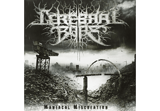 Cerebral Bore - Maniacal Miscreation [Vinyl]