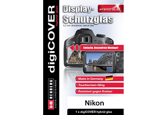 S+M G4026 DigiCOVER Hybrid Glas Display-Schutzglas, Transparent