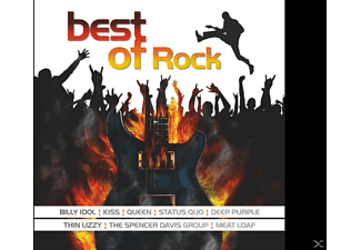 VARIOUS - Best of Rock - (CD)