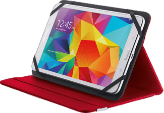 "TRUST Primo Folio Case with Stand for 7-8"" tablets Red - (20314)"
