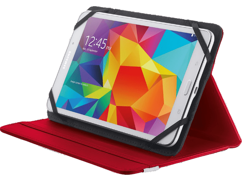 TRUST Primo Folio Case with Stand for 7-8 tablets Red - (20314) laptop  tablet  computing  tablet   ipad θήκες tablet