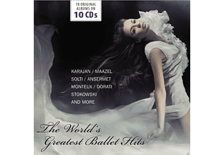 Various - World's Greatest Hits Of Ballet [CD]