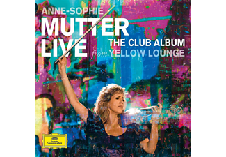 Anne-Sophie Mutter - Live From Yellow Lounge (Deluxe Edition) - (CD + DVD)