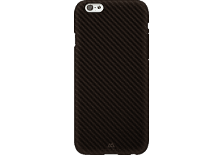 BLACK ROCK Flex-Carbon, Apple, Backcover, iPhone 6, iPhone 6s, Kunststoff/Mikrofaser/Polycarbonat (PC), Braun