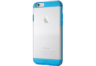 BLACK ROCK Air Backcover Apple iPhone 6, iPhone 6s Kunststoff/Polycarbonat (PC)/Thermoplastisches Polyurethan (TPU) Blau