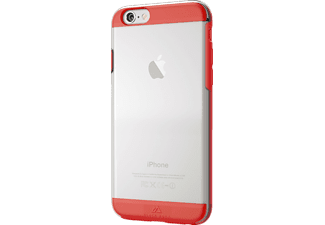BLACK ROCK Air, Apple, Backcover, iPhone 6, iPhone 6s, Kunststof/Polycarbonat (PC)/Thermoplastisches Polyurethan (TPU), Rot