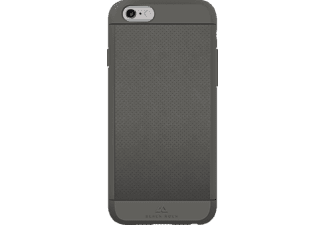 BLACK ROCK Mesh Backcover Apple iPhone 6, iPhone 6s Kunststoff/Echtleder/Polycarbonat (PC)/Thermoplastisches Polyurethan (TPU) Grau