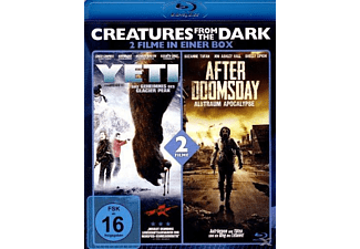 CREATURES FROM THE DARK - 2 Filme in einer Box (Yeti / After Doomsday) - (Blu-ray)