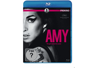 AMY - The girl behind the name - (Blu-ray)