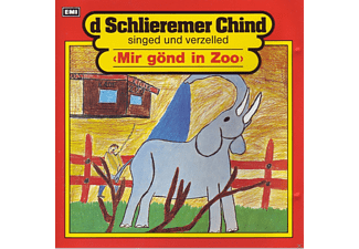 D Schlieremer Chind - Mir Goend In Zoo - (CD)