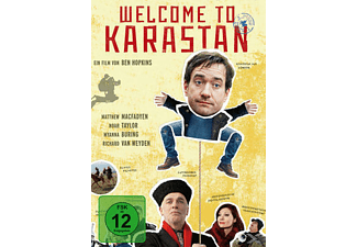 Welcome to Karastan [DVD]
