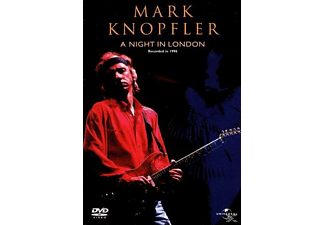 Mark Knopfler - A Night In London - (DVD)
