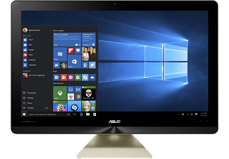 ASUS Zen AiO S Z220ICGK-GC007X, All-in-One-PC mit 21.5 Zoll, Full-HD Display, 1 TB Speicher, 8 GB RAM, Core i5 Prozessor, Gold