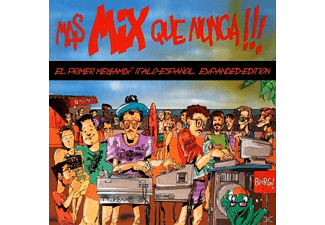 VARIOUS - Mas Mix Que Nunca !!! (Expanded Edition) - (CD)