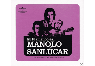Manolo Sanlucar - El Flamenco Es... - (CD)