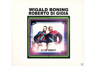 Wigald Boning, Roberto Di Gioia - New Wave [CD]
