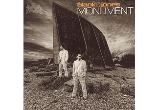 Blank and Jones - Monument (CD)