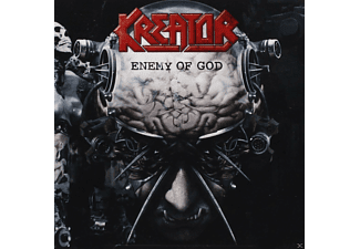Kreator - Enemy Of God - (CD)