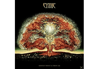 Cynic - Kindly Bent To Free Us - (Vinyl)