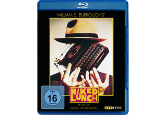 Naked Lunch - (Blu-ray)