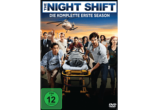 The Night Shift - Staffel 1 - (DVD)