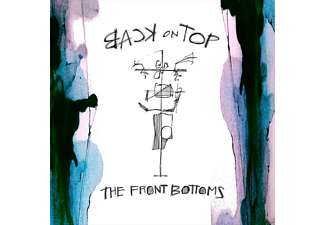 The Front Bottoms - Back On Top - (CD)
