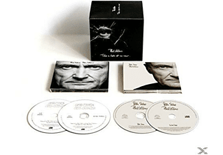 Phil Collins Take A Look At Me Now (Collector's Edition) CD