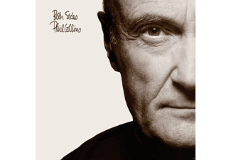 Phil Collins Both Sides (Deluxe Edition) CD