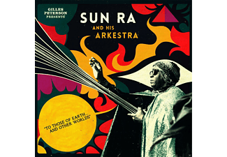 Sun Ra And His Arkestra - To Those Of Earth And Other Worlds - (LP + Bonus-CD)