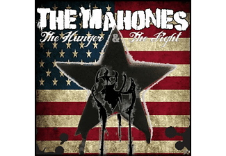 The Mahones - The Hunger & The Fight Pt.2 [CD]