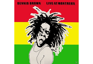 Dennis Brown - Live At Montreux - (Vinyl)