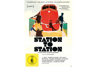 STATION TO STATION - (DVD)