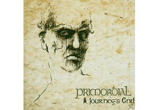 Primordial - A Journey's End - (CD)