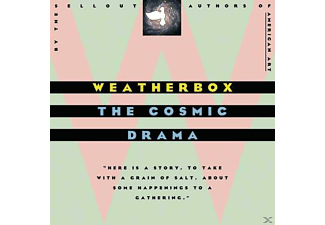Weatherbox - The Cosmic Drama - (Vinyl)