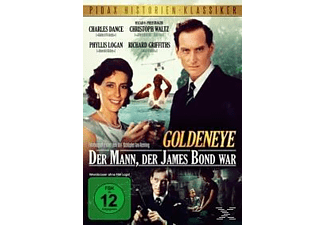 GOLDENEYE - DER MANN DER JAMES BOND WAR - (DVD)