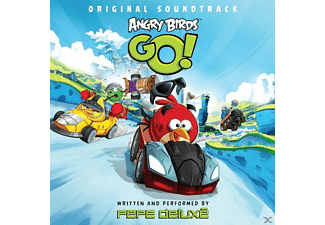 Pepe Deluxe - Angry Birds Go! Original Soundtrack - (Vinyl)