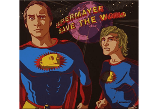 Supermayer - Save The World - (CD)