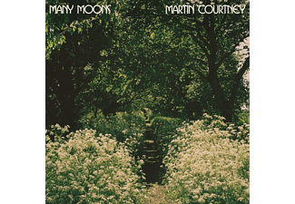 Martin Courtney - Many Moons [CD]