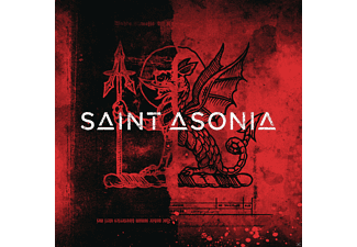 Saint Asonia Saint Asonia (European Edition) CD