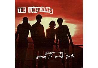 The Libertines - Anthems for dommed youth - (CD)