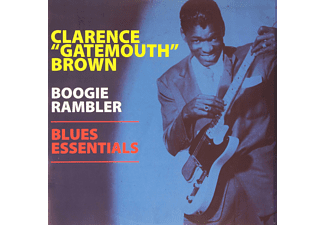 Clarence Gatemouth Brown - Boogie Rambler - Blues Essentials - (Vinyl)