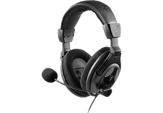 TURTLE BEACH PX24 Virtual Surround Sound Gaming Headset für PS4™ Pro, PS4™, Xbox One, PC , Schwarz