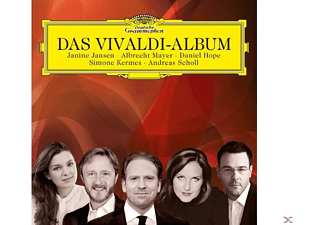 Hope/Kermes/Mayer/Jansen/Scholl/+ - Das Vivaldi-Album [CD]
