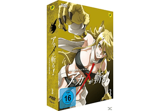 Akame Ga Kill - Vol. 3 (Limited Edition) - (DVD)