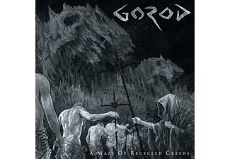 Gorod - A Maze Of Recycled Creeds - (CD)
