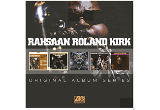 Rahsaan Roland Kirk - Original Album Series [CD]