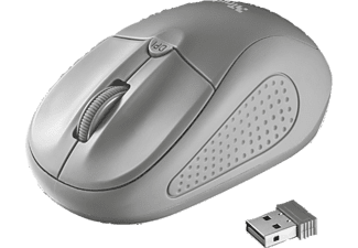 TRUST Primo Wireless Mouse Grey - (20785)