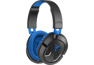 TURTLE BEACH Ear Force Recon 60P, Gaming-Headset, Schwarz/Blau
