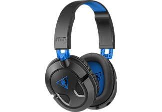 TURTLE BEACH Ear Force Recon 50P Gaming-Headset Schwarz/Blau, Gaming-Headset