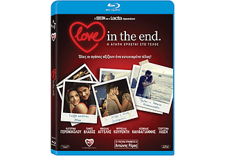 Love in the end Blu-ray